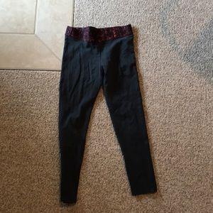 Girls Old Navy Leggings Size L (10-12)